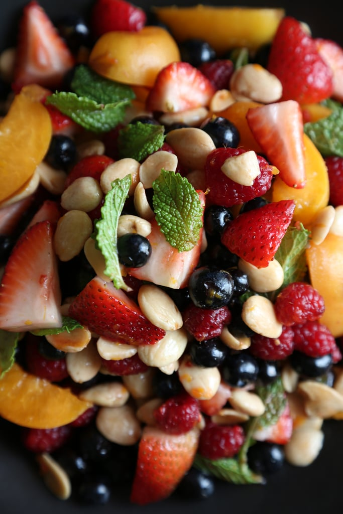 Summer Fruit Salad With Mint