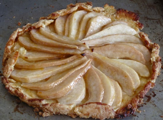 Fast and Easy Free-form Pear Galette Recipe