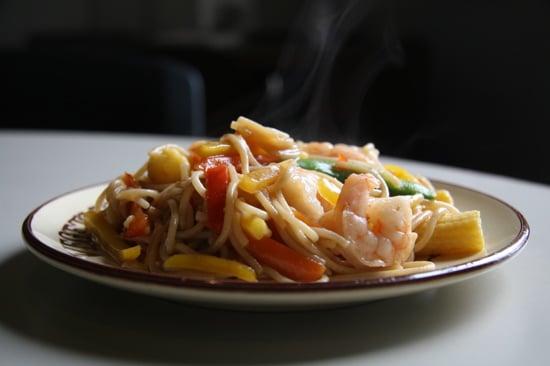 Food Review: Lean Cuisine Szechuan Shrimp Stir Fry