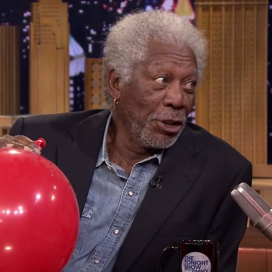 Morgan Freeman's Interview on Helium | Video
