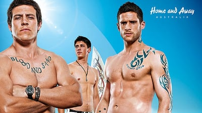 Bra Boys-Inspired Gang The River Boys Coming to Summer Bay on Home and Away Tonight