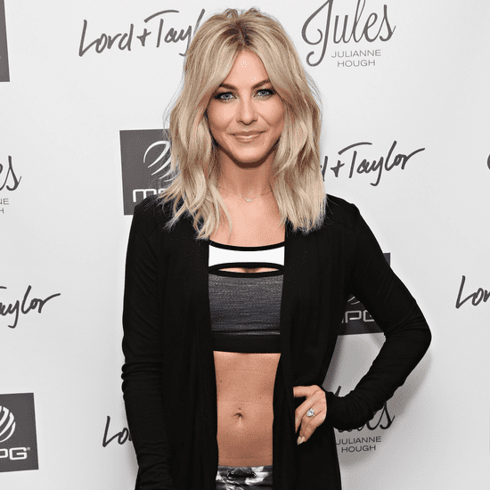 How Julianne Hough Stays Healthy