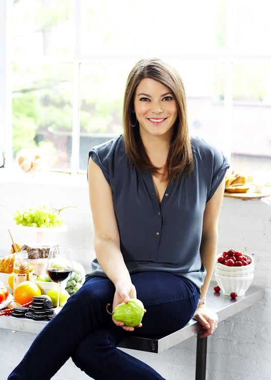 <h2>Top Chef's Gail Simmons</h2>