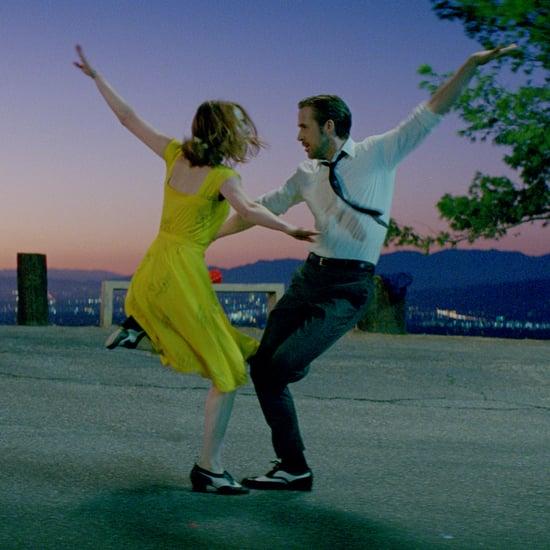 Ryan Gosling and Emma Stone in La La Land Picture