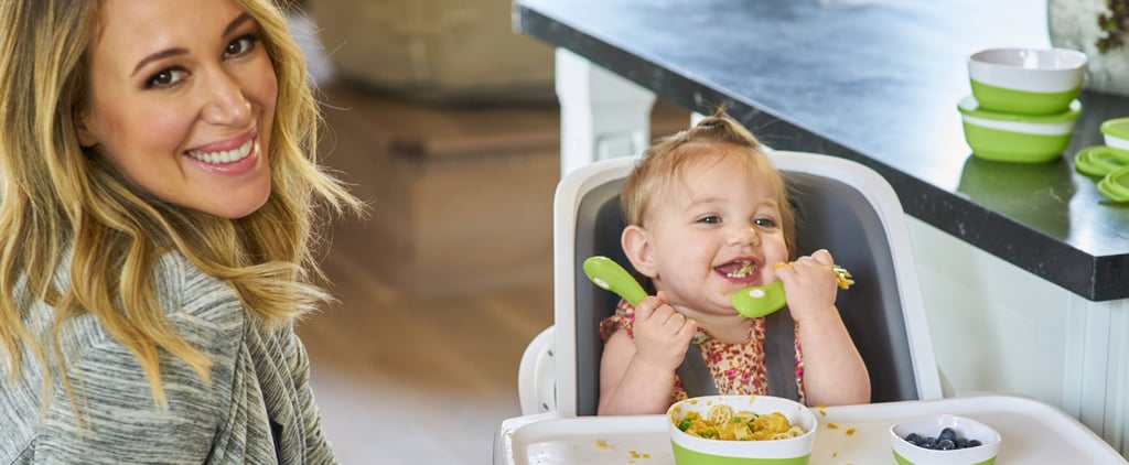 Haylie Duff's 6 Best Tips For Feeding a 1-Year-Old