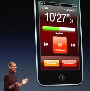 New iPod Touch Has Nike+ Integration!