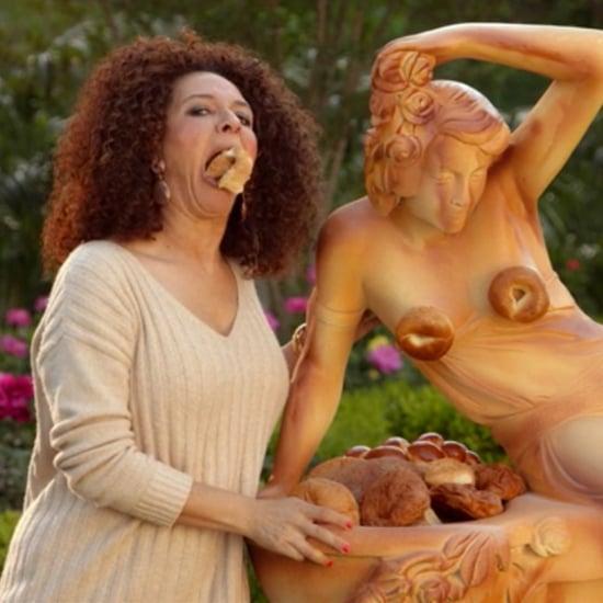 Oprah Loves Bread Weight Watchers Video With Maya Rudolph
