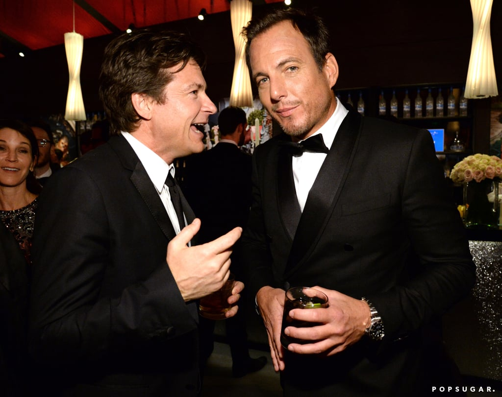 Pictured: Will Arnett and Jason Bateman