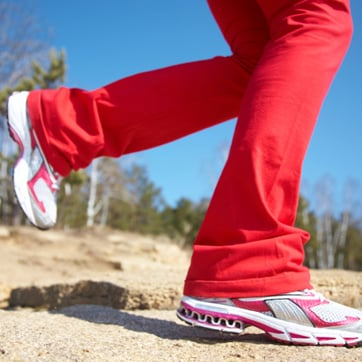 How Walking Outside Burns More Calories Than the Treadmill