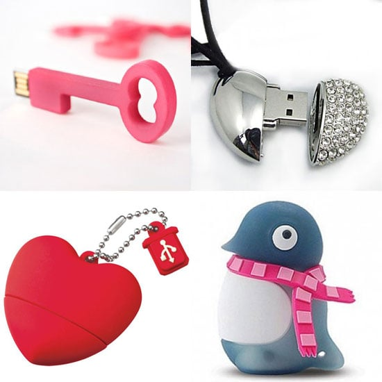 Cute USB Flash Drives For Valentine's Day