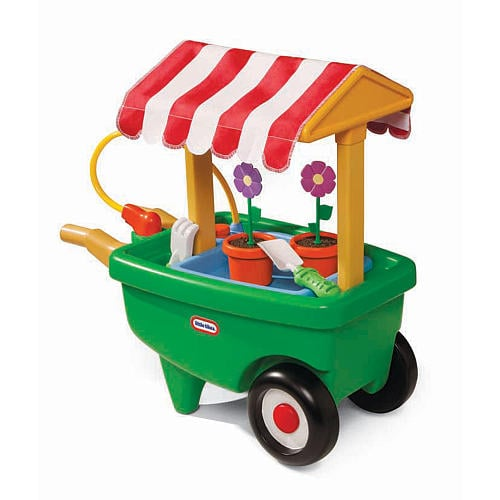 Little Tikes 2-in-1 Garden Cart and Wheelbarrow ($40)