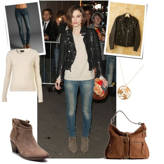Pictures of Keira Knightley Street Style