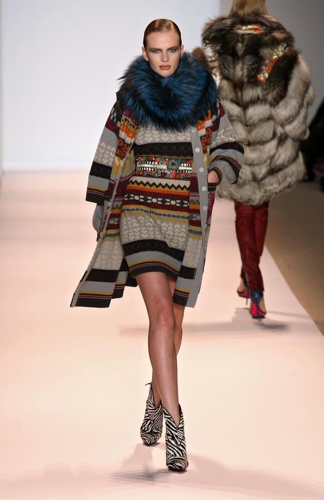 New York Fashion Week: Matthew Williamson Fall 2009