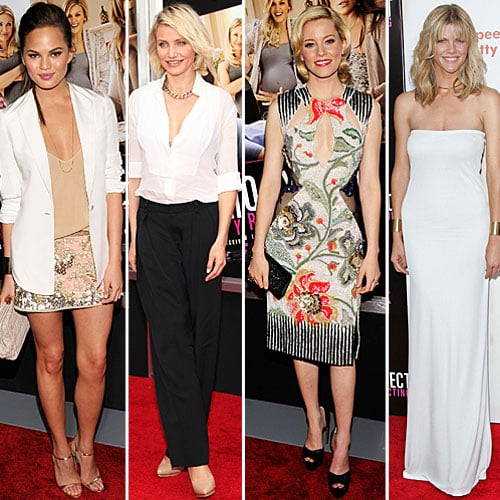 Who Was Best Dressed At The What To Expect When You're Expecting NYC Premiere? Cameron Diaz, Brooklyn Decker?