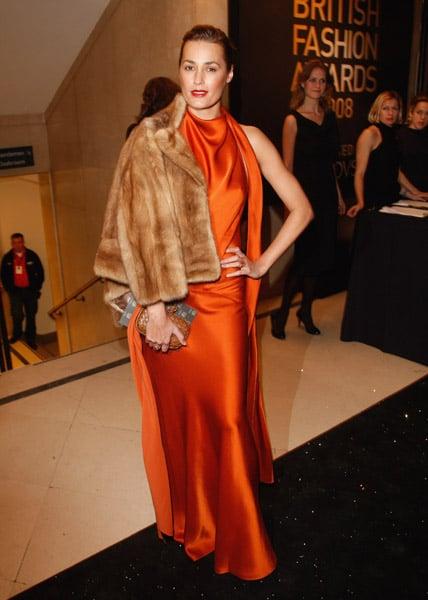 Model Yasmin Le Bon