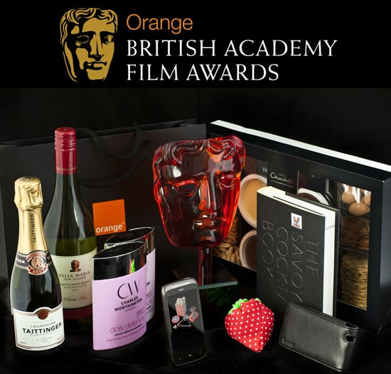 Wow — Win an Orange BAFTA Red Carpet Goody Bag! 2011 BAFTA Awards Competition