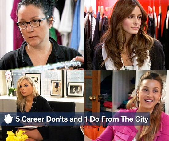 Career Lessons From The City