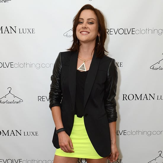 Jessica Stroup Style (Interview)