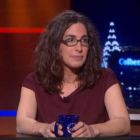 Sarah Koenig Interview on The Colbert Report