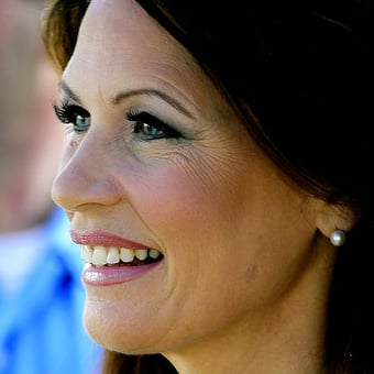 Michele Bachmann Signs The Family Leader Marriage Vow