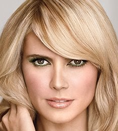 Heidi Klum Makeup Collection for Victoria's Secret