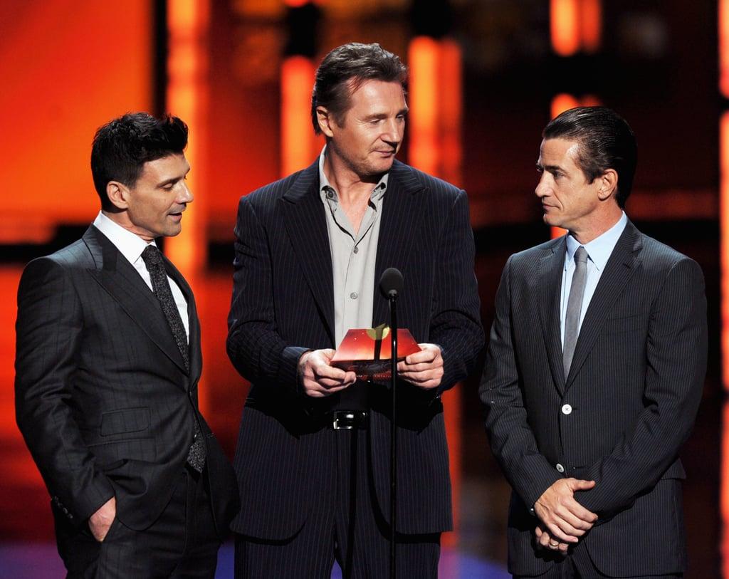 Frank, Liam, and Dermot