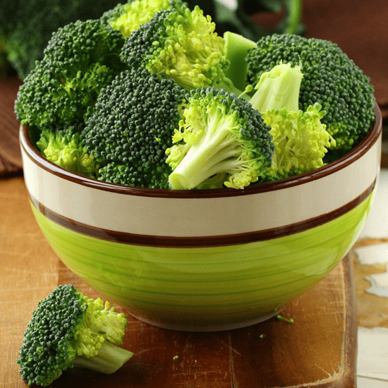 How to Cut Broccoli