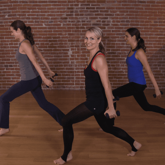 10-Minute Workout For Arms and Legs by Sadie Lincoln of barre3
