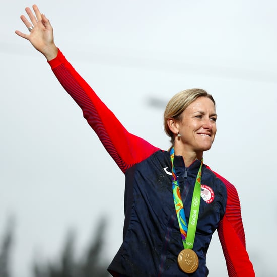 Kristin Armstrong Wins Third Gold Medal in Cycling