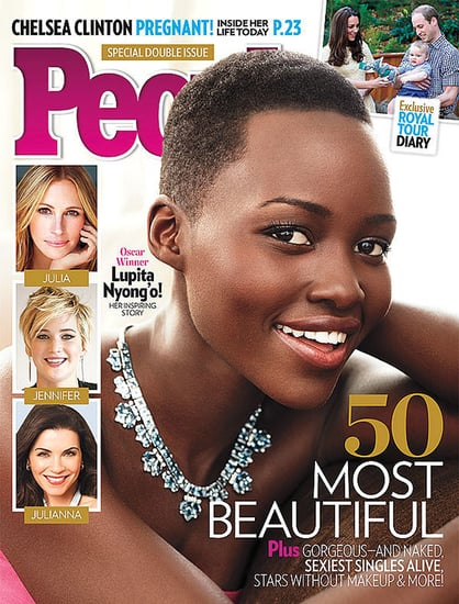 Lupita Is Not Only People's Most Beautiful, She's Also America's Most Stylish