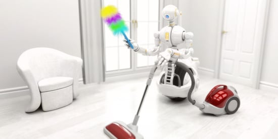 How Robots Will Change How We Live Forever