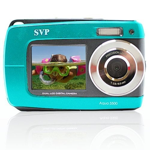 SVP Aqua 550 Waterproof Camera