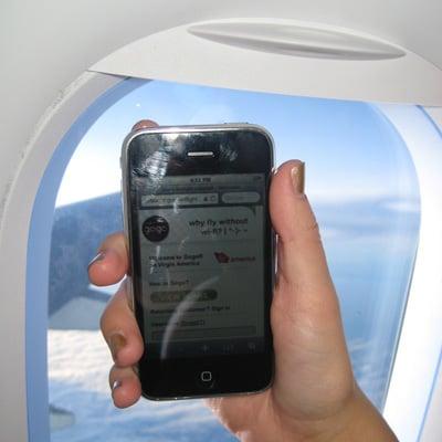 Go go Gadget Gogo WiFi!