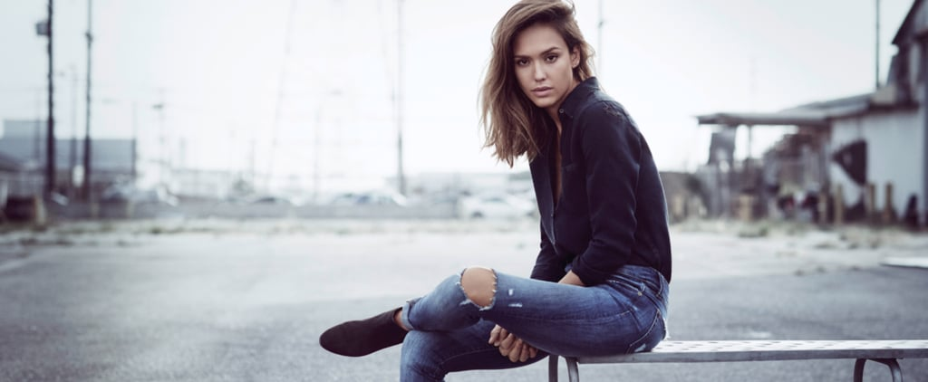 Now We Can All Look as Hot as Jessica Alba Does in Jeans