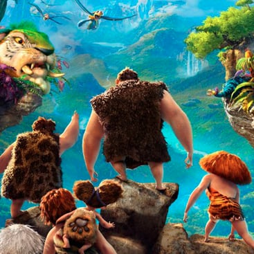 The Croods Movie Trailer