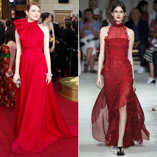 Best Dresses at Fashion Week Spring 2016