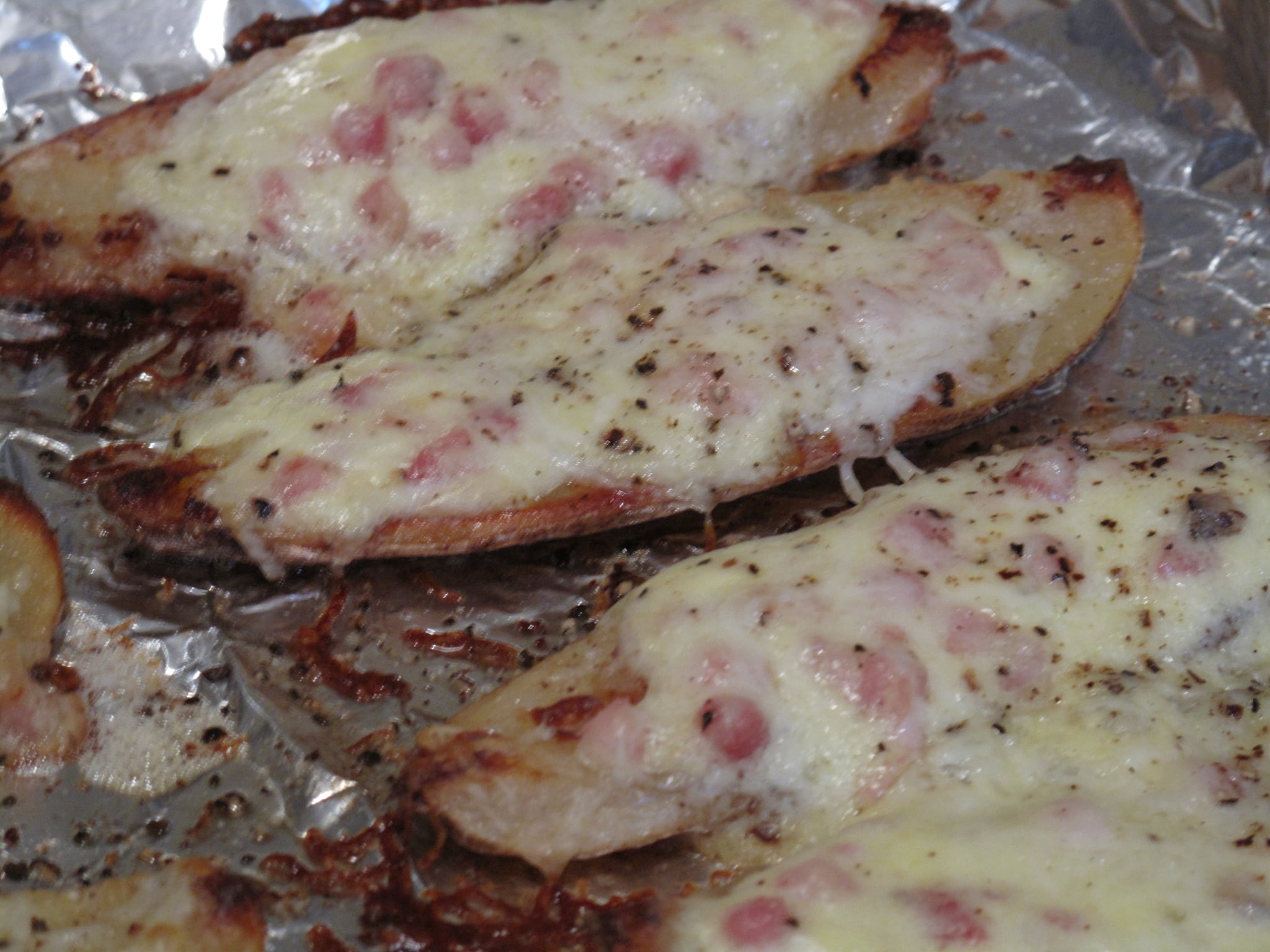 Photo Gallery: Carbonara Potato Skins