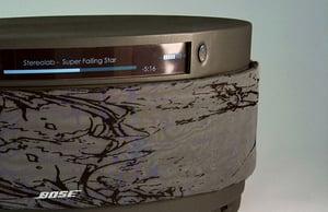 Chocolate Bose Concept Sound System