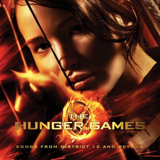 The Hunger Games: Songs From District 12 and Beyond soundtrack ($14)