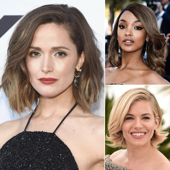 Celebrities With a Bob