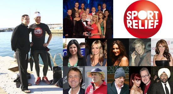 Sport Relief: What You Can Expect This Week
