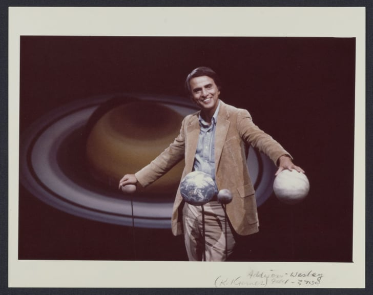 All the Ways Carl Sagan Will Rock Your World