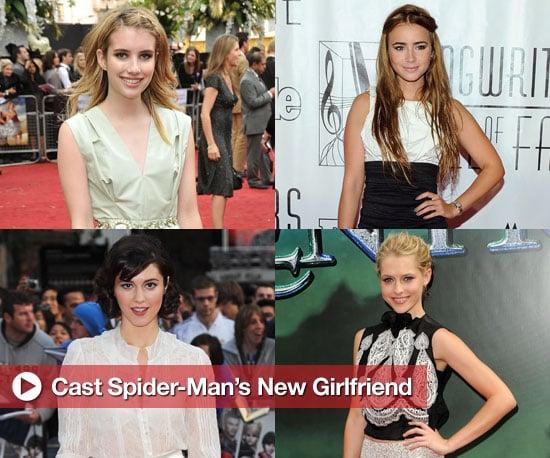 Emma Roberts, Teresa Palmer Among Six Contenders For New Spider-Man Love Interest 2010-08-20 11:30:24