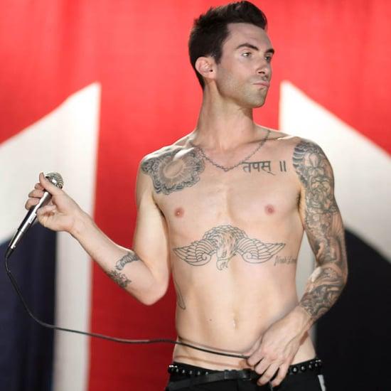 Adam Levine Sexiest Music Videos