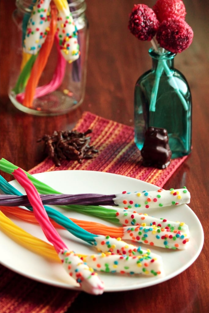 Acid Pops and Licorice Wands