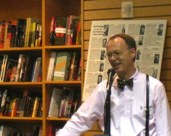 And Now For a Few More Words With Christopher Kimball