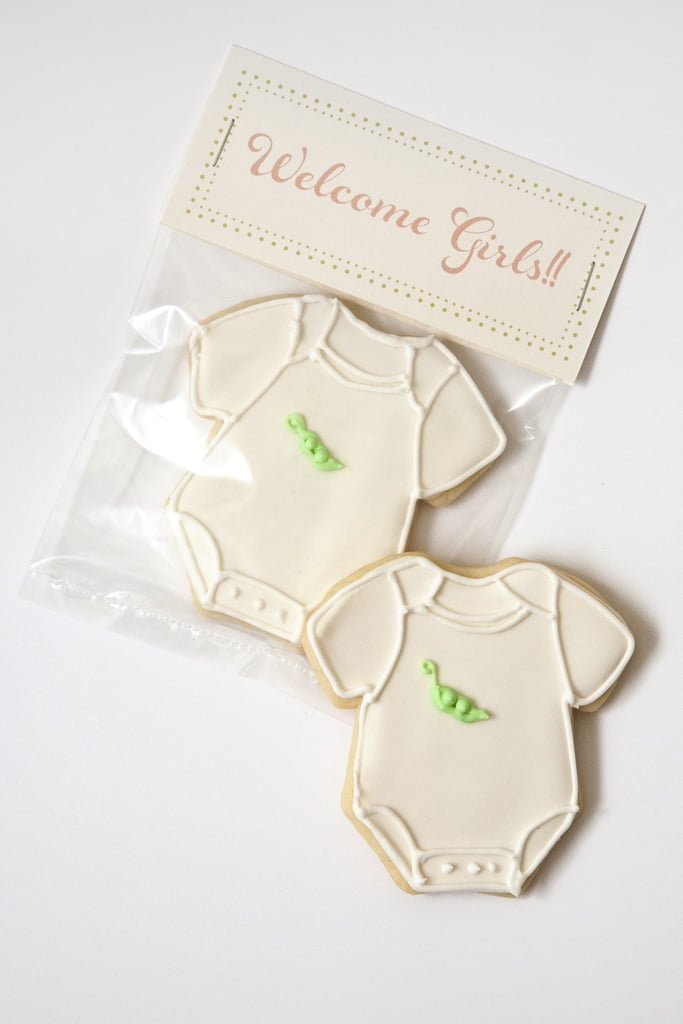 Welcome Girls Cookies