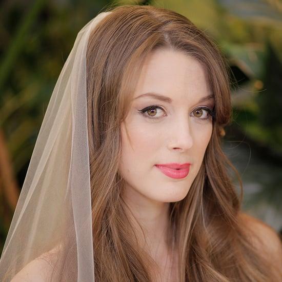 Wedding Hair Veil Tutorial   Video