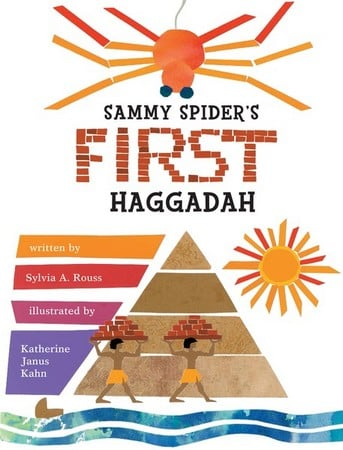 Sammy Spider's First Haggadah