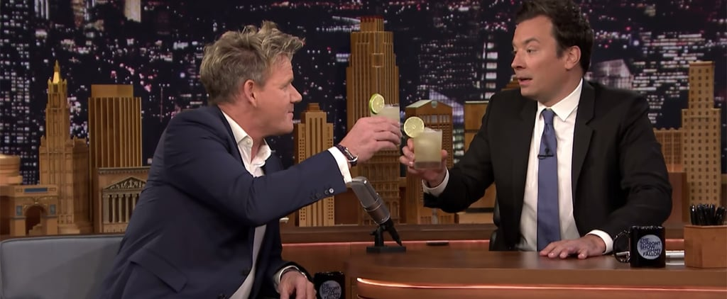 Gordon Ramsay's Favorite Tequila-Based Cocktail Will Make You Shout Expletives